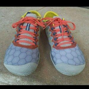 Merrell MEN'S BAREFOOT Sneakers SZ 9.5